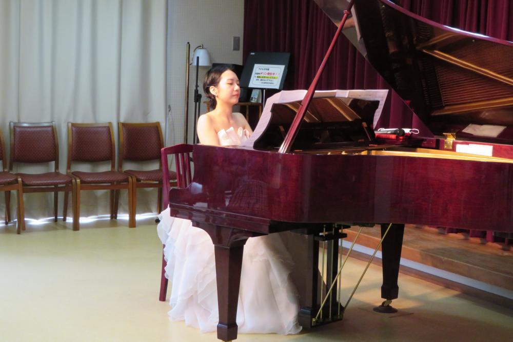 2021.3.6ピアノ演奏会を開催しました。